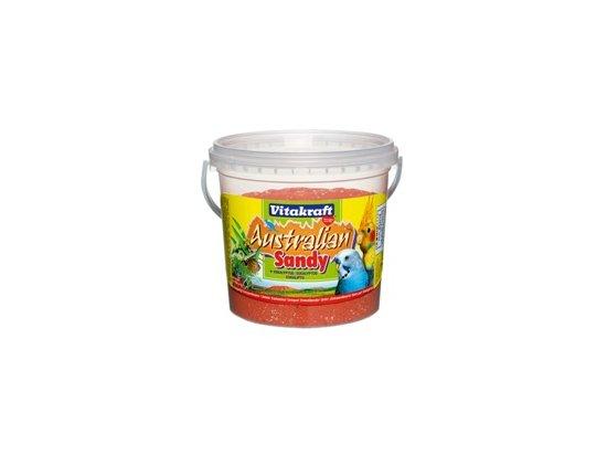 Vitakraft (Витакрафт) AUSTRALIAN SANDY (САНДИ АВСТРАЛИЙСКИЙ ПОПУГАЙ) цветной песок, 2 кг