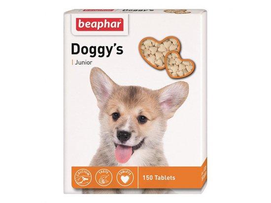 Beaphar Doggys Junior сердечки - витаминное лакомство для щенков