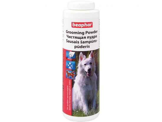 Beaphar (Бифар) Grooming Powder сухой шампунь для собак