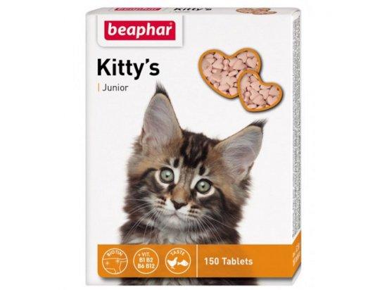 Beaphar Kittys Junior + Biotine - лакомство с витаминами для котят