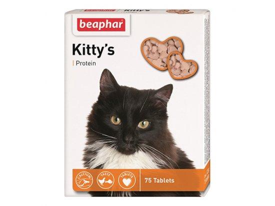 Beaphar KITTYS PROTEIN (КИТТИС ПРОТЕИН) витаминизированное лакомство для кошек