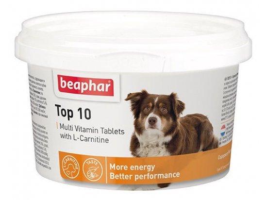 BEAPHAR Top 10 For Dogs - Пищевая добавка с L-карнитином для собак