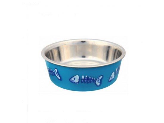 Trixiе - Металлическая миска для кошек с пластиковым покрытием (25270)