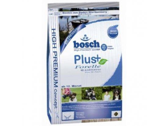 Bosch HPC Plus Forelle & Kartoffel - Бош БЕЗЗЕРНОВОЙ корм для собак С ФОРЕЛЬЮ И КАРТОФЕЛЕМ