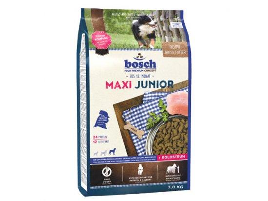 BOSCH (Бош) Junior Maxi - корм для щенков крупных пород