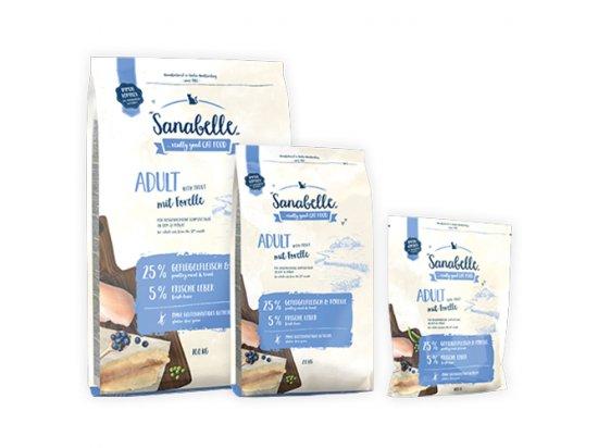 Bosch Sanabelle ADULT корм для взрослых кошек ФОРЕЛЬ