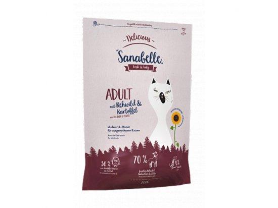 Bosch Sanabelle DELICIOUS ADULT корм для взрослых кошек с КОСУЛЕЙ И КАРТОФЕЛЕМ