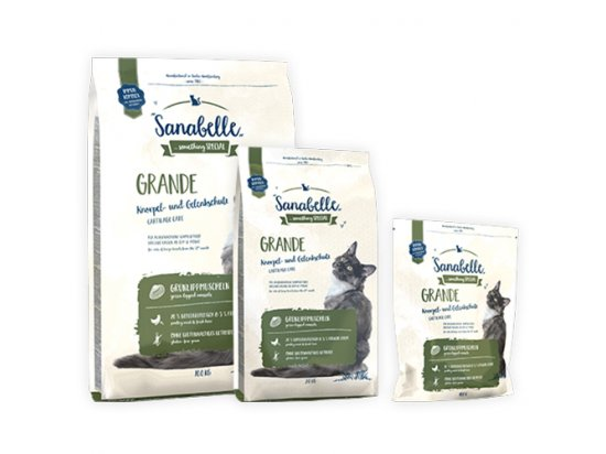 Bosch Sanabelle GRANDE корм для кошек крупных пород