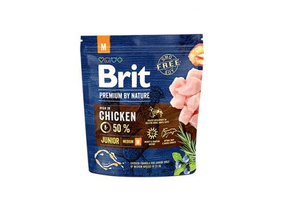 Brit Premium Junior М - Корм для щенков и молодых собак средних пород