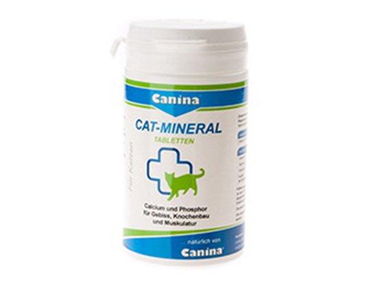Canina (Канина) Cat Mineral минеральная добавка для кошек