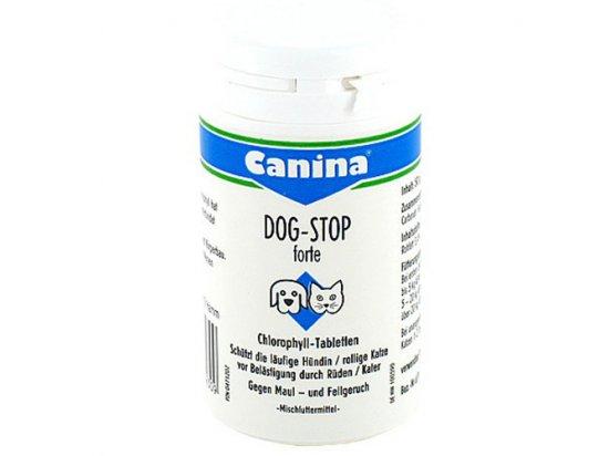 Canina (Канина) DOG-STOP Forte Tablets - средство от приставания кобелей, 60 табл.
