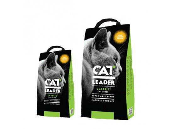 Geohellas CAT LEADER WILD NATURE супер-впитывающий наполнитель для кошачьих туалетов С АРОМАТОМ ДИКОЙ ПРИРОДЫ