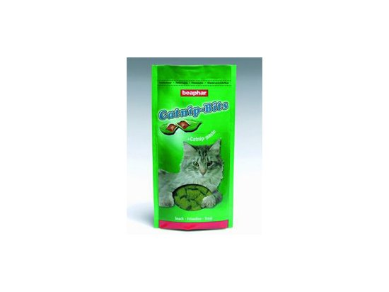 Beaphar Catnip bits Лакомство для кошек с кошачьей мятой