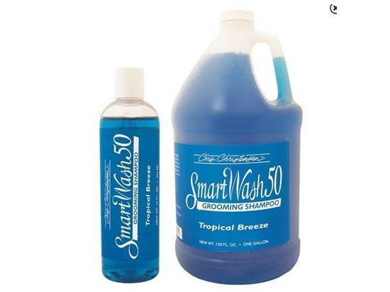 Chris Christensen Smart Wash Tropical Breeze - концентрированный шампунь для животных ТРОПИЧЕСКИЙ БРИЗ (1:50)