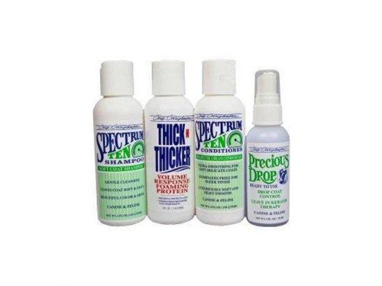 Chris Christensen (Крис Кристенсен) SPECTRUM TEN - набор пробников для деликатной шерсти для собак