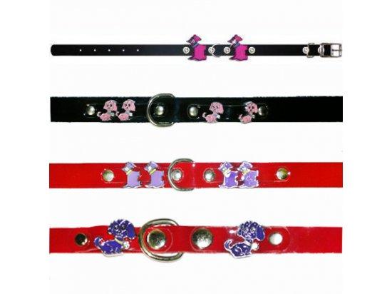 Collar Brilliance - Ошейник для собак мелких пород с украшением СОБАЧКИ