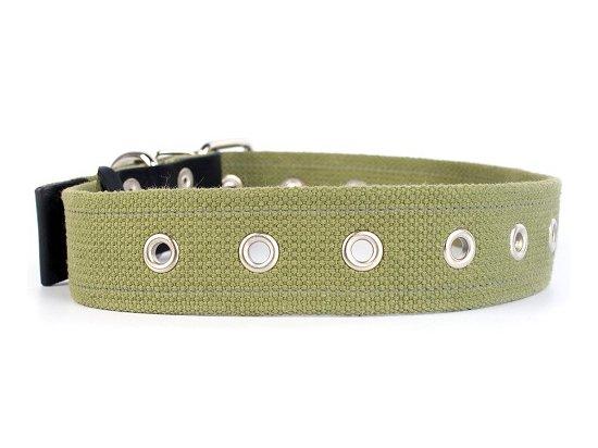 Collar Ошейник брезентовый для собак, безразмерный