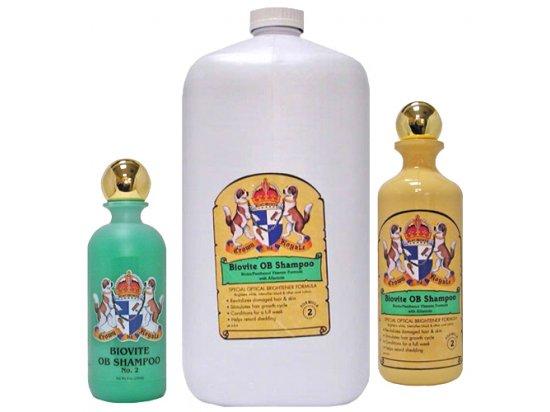 Crown Royale BIOVITE SHAMPOO № 2 - шампунь для собак с короткой и густой шерстью