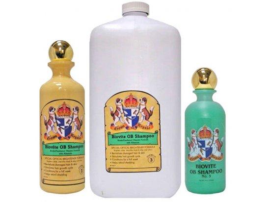 Crown Royale BIOVITE SHAMPOO № 3 - шампунь для собак с густой и жесткой шерстью