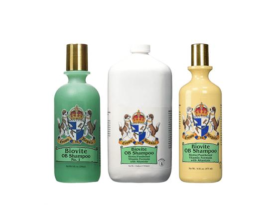 Crown Royale BIOVITE SHAMPOO № 1 - шампунь для собак с длинной шелковистой шерстью