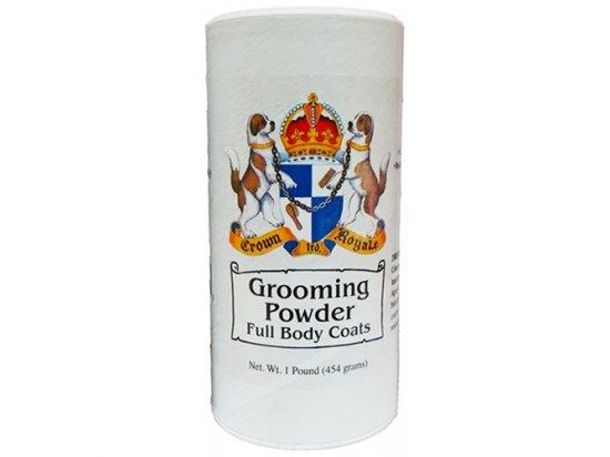 Crown Royale FULL BODY COATS - груминг-пудра текстуризирующая для жесткой или густой шерсти собак
