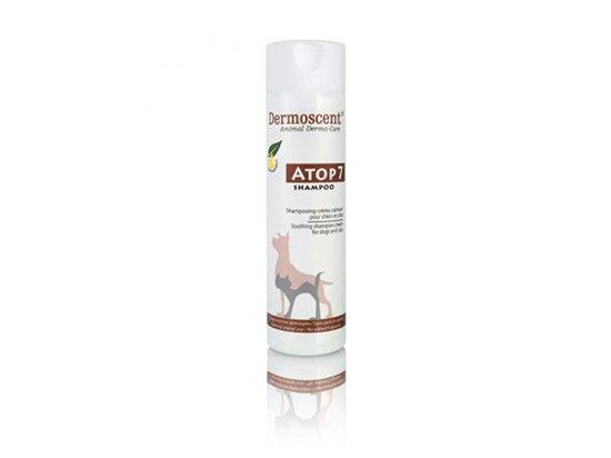 Dermoscent (Дермосент) АТОР 7 Shampoo - Успокаивающий шампунь-крем для собак и кошек
