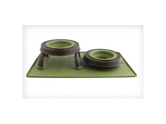 DEXAS Pet Bowl Grippmat Small - Коврик антискользящий под миски для собак и кошек МАЛЕНЬКИЙ