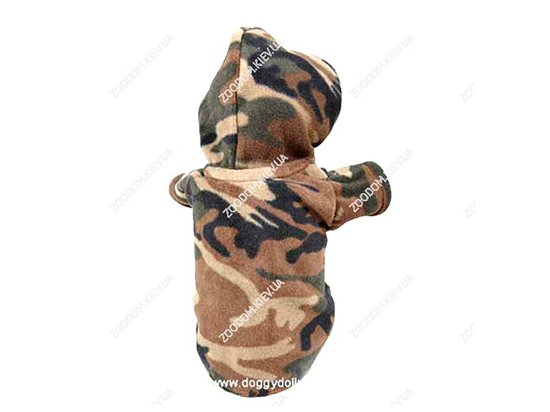 DoggyDolly Сamouflage - Комбинезон для собак