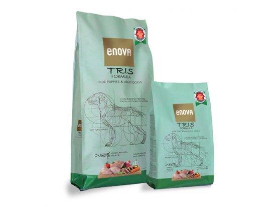 Enova Formula TRIS беззерновой корм для взрослых собак ТРИС