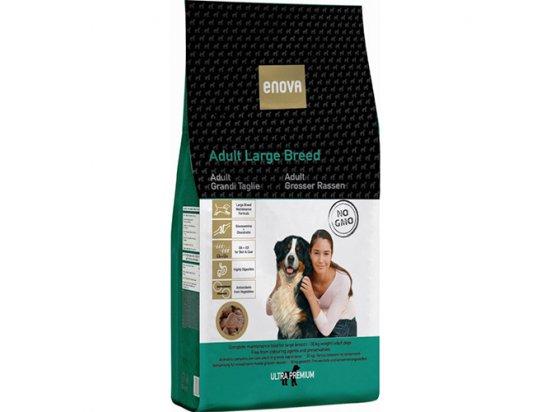 Enova Ultra Premium ADULT LARGE BREED корм для собак крупных пород (от 30 кг) КУРИЦА