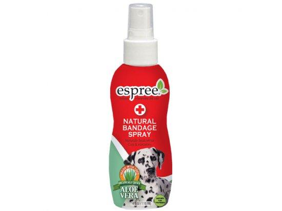 Espree (Эспри) Natural Bandage - Ранозаживляющий натуральный пластырь, спрей