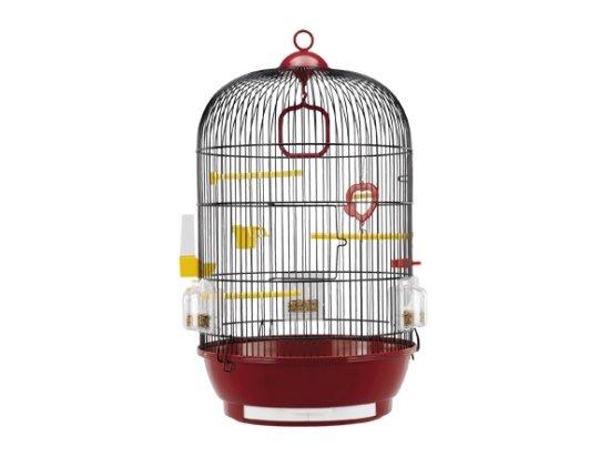 Ferplast (Ферпласт) DIVA - круглая клетка для попугаев и птиц