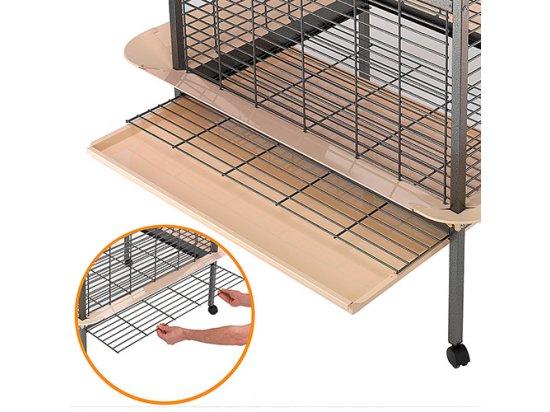 Ferplast (Ферпласт) EXPERT - клетка-вольер для крупных попугаев