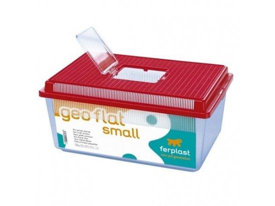 Ferplast GEO FLAT SMALL Аквариум пластиковый, 4 л
