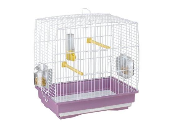 Ferplast (Ферпласт) REKORD 1 - клетка для маленьких попугаев и птиц