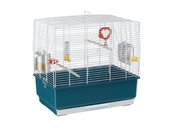 Ferplast (Ферпласт) REKORD 3 - клетка для попугаев и птиц