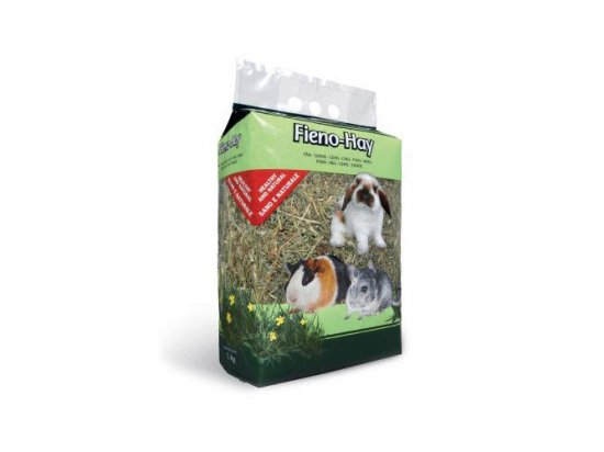 Padovan (Падован) Fieno - Hay сено из смешанных луговых трав для грызунов, 20 л (1 кг)