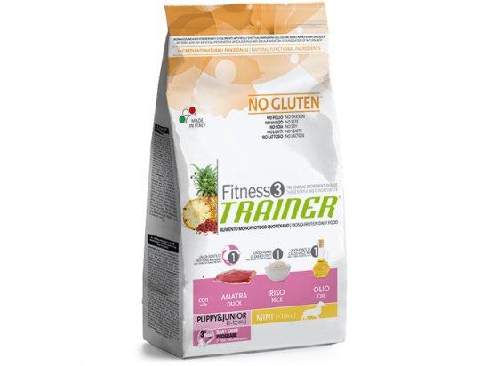 Trainer Fitness3 Puppy&Junior Mini - корм для щенков мелких пород
