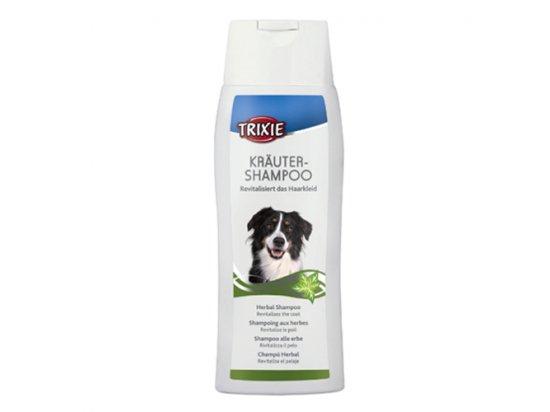 Trixie (Трикси) KRAUTER (ЭКСТРАКТЫ ТРАВ) шампунь для шерсти собак, 250 мл