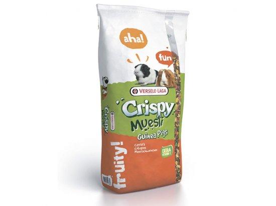 Versele-Laga (Верселе-Лага) CRISPY MUESLI GUINEA PIGS (КРИСПИ МЮСЛИ) корм для морских свинок, с витамином C