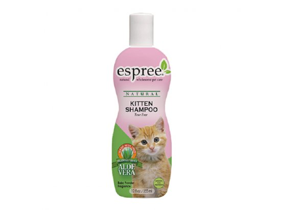 Espree Kitten Shampoo Tear Free - Шампунь «Без слез», для котят