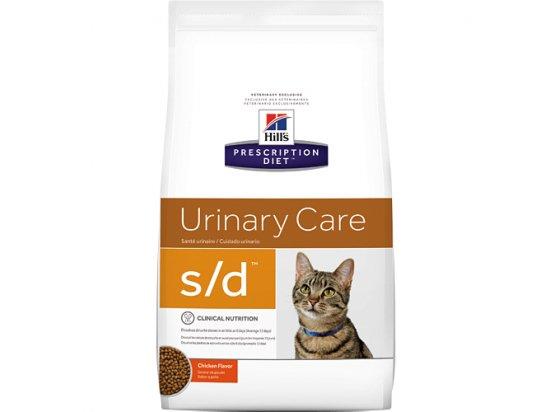 Hill's Prescription Diet s/d Urinary Care корм для кошек курицей