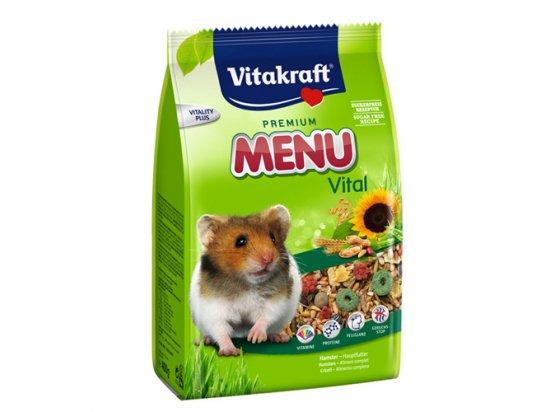 Vitakraft (Витакрафт) Menu корм для хомяков, 400 г
