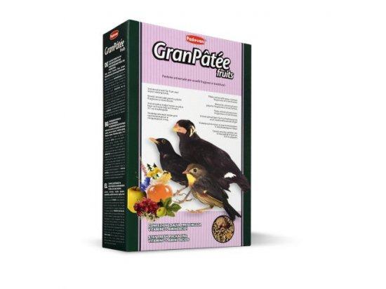 Padovan (Падован) Granpatee Fruits - Универсальный корм для насекомоядных и плодоядных птиц, 1 кг