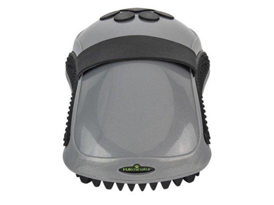 FURminator Curry comb Расческа-щетка резиновая