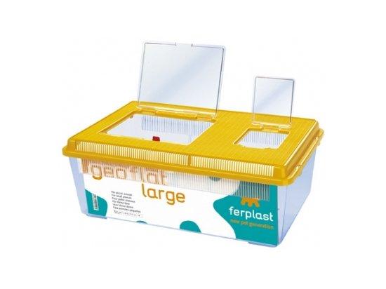 Ferplast GEO FLAT LARGE Аквариум пластиковый, 8 л
