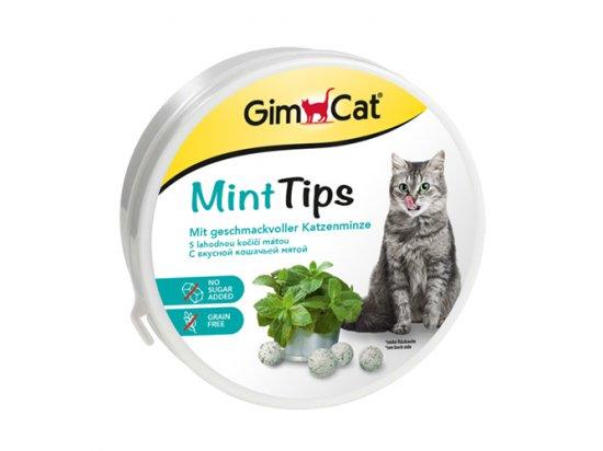 Gimcat СAT MINTIPS (КЕТ МИНТИПС) лакомство для кошек с кошачьей мятой