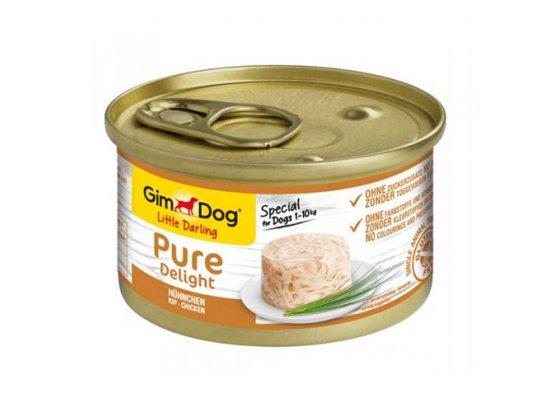 Gimdog Pure Delight CHICKEN (КУРИЦА) консервы для собак