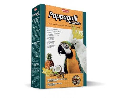 Padovan (Падован) Pappagalli GrandMix - корм для крупных попугаев