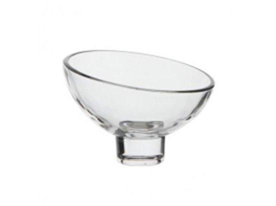 Hagen Catit Glass Diner Sculpted Glass Dish - сменная стеклянная миска